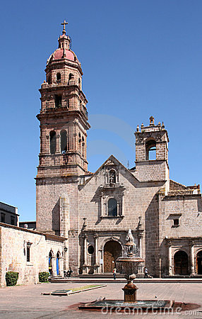 Church of Morelia