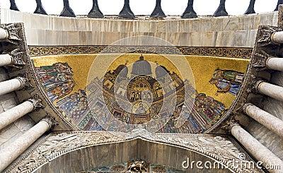 Church Mosaic on San Marco