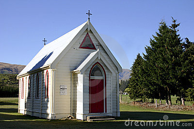 Church in New Zealand