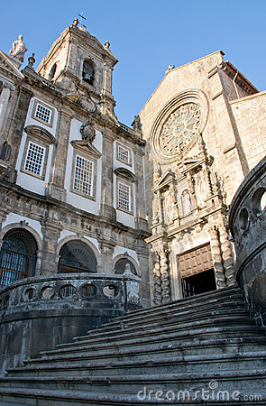 Free Church Of Saint Francis Royalty Free Stock Image - 11364726