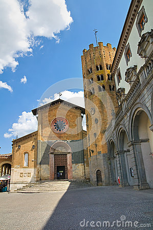 Free Church Of St. Andrea. Orvieto. Umbria. Italy. Stock Photography - 29652632