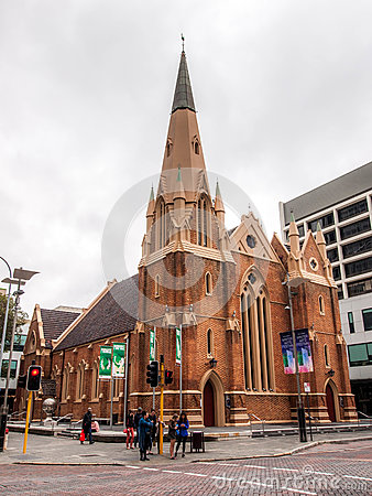 Free Church Of St. Andrew In PERTH Stock Images - 75698604