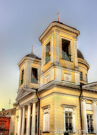 Free Church Of St. Nicholas In Tallinn Stock Images - 60797404