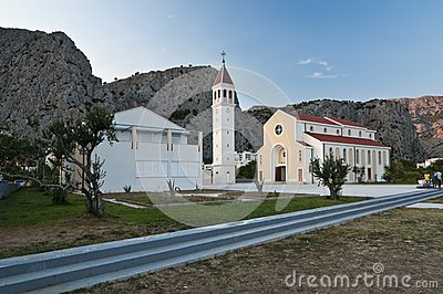 Church in Omis