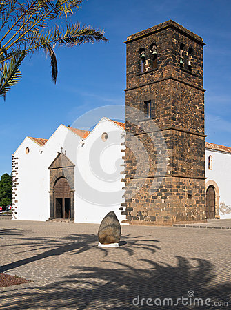 Church of  Our Lady of Candelaria, Fuerteventura