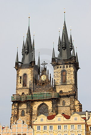 Church of Our Lady in front of Tyn