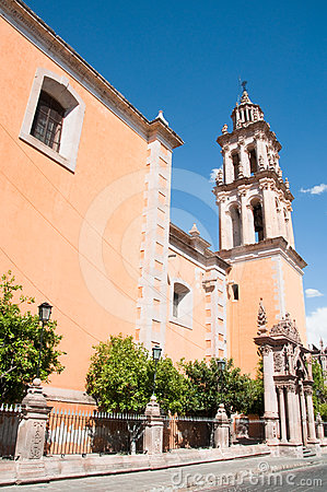 Church of Our Lady of Solitude, Jerez (Mexico)