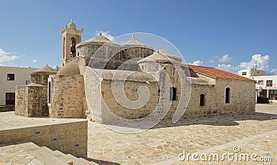 Church of Paraskevi, Cyprus, Europe