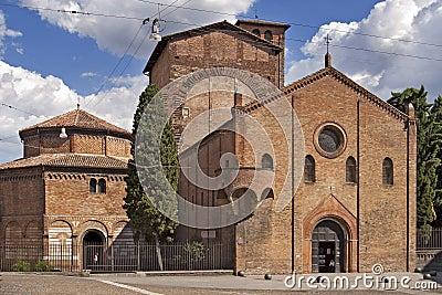 Church in Parma, Italy