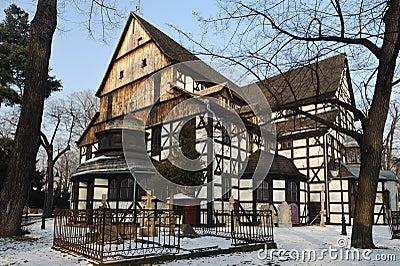 Church of Peace - UNESCO World Heritage Site