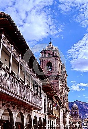 Church- Peru