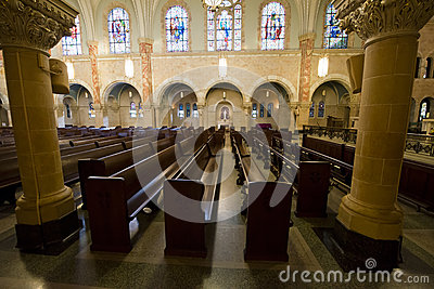 Church Pews, Christian Religion, Worship God