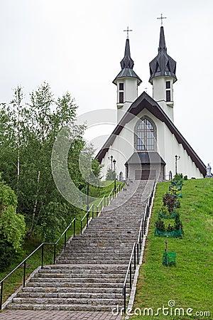 Church in Pieniny mountains