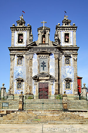 Church in Porto