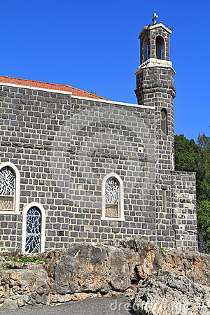 The Church of the Primacy - Tabgha
