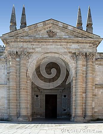 Church romanesque art