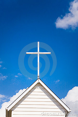 Free Church Roof Top Royalty Free Stock Images - 4367959