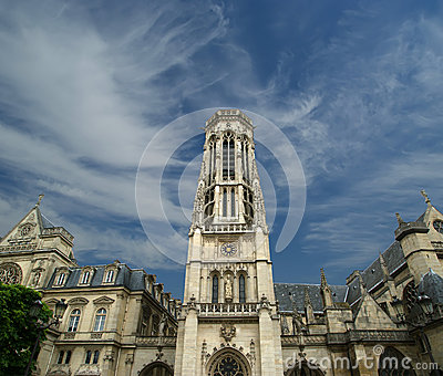 Church of Saint-Germain-l Auxerrois, Paris