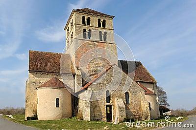 Church Saint Laurent de Beard
