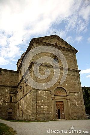Church of Saint Maria delle Grazie al Calcinaio in
