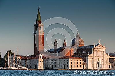 Church of San Giorgio Maggiore in Venice