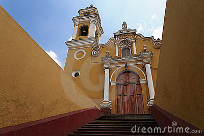 Church of San José in Xalapa