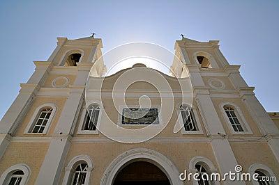 Church in San Jose Del Cabo Mexico