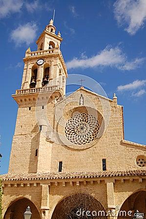 Church San Lorenzo Córdoba