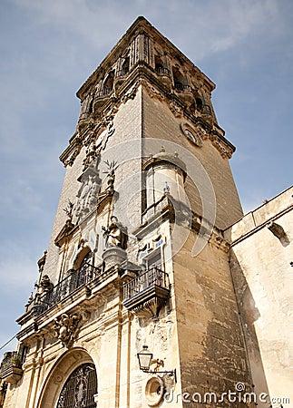 Church of San Pedro