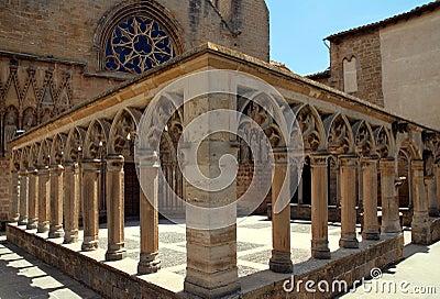 Church of Santa Maria in Olite