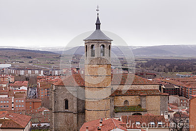 Church of Santiago, Avila