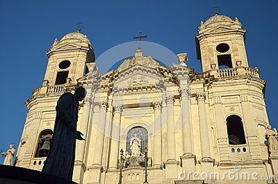 Church of Santo Francesco, Catania