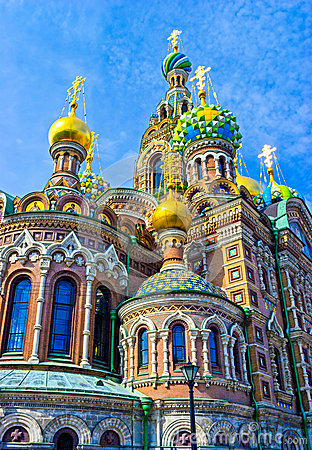 Church of Savior on Blood, St. Petersburg