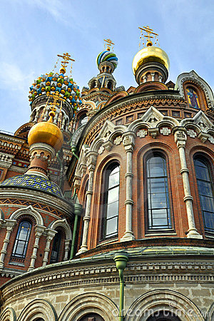 Church of Savior on Spilled Blood, St.Petersburg