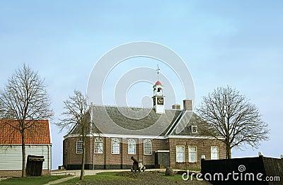 Church on Schokland
