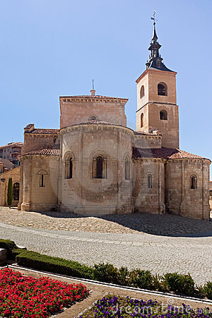 Church in Segovia