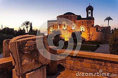 Church in Sidon
