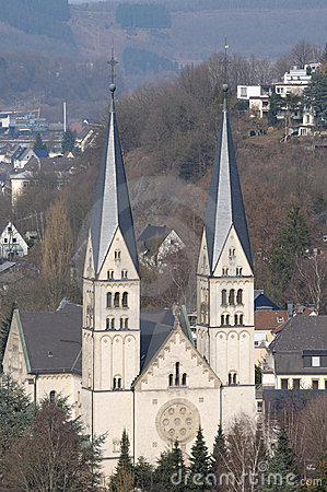 Church in Siegen, Germany