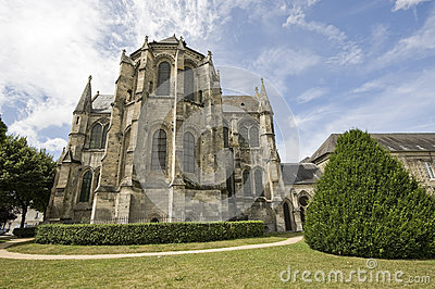 Church in Soissons