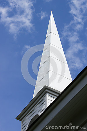 Free Church Spire Royalty Free Stock Images - 51753909