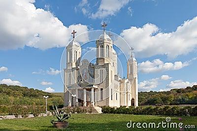 Church of St. Andrew, Romania