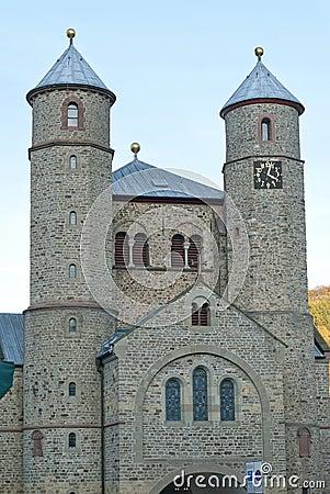 Church of St. Chrysanthus and Dariain Bad Muenstereifel