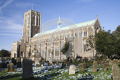 Church of St Edmund, Southwold, Suffolk, England