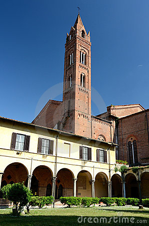 The Church of St Francis, Pisa, Italy