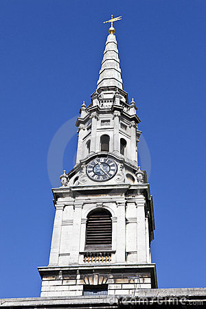 Church of St. Giles-in-the-Fields in London