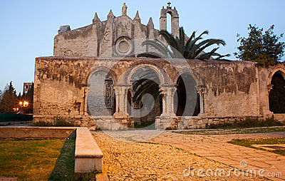 Church of St. John the catacombs,