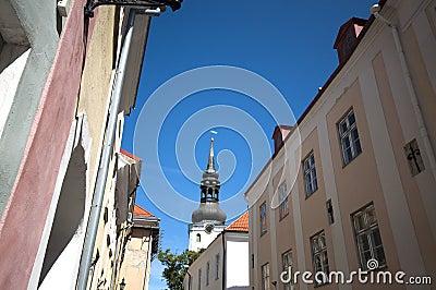 Church of St. Nicholas in Estonia
