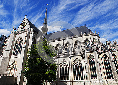 Church of St. Peter in Leuven
