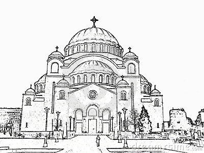 Church St.Sava