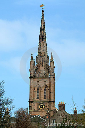 Church Steeple, Montrose, Scotland